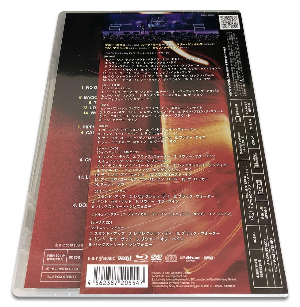 サンダー/ステージ (Thunder/Stage)【完全生産限定盤Blu-ray+2CD+ボーナスDVD+ボーナスCD】_画像2