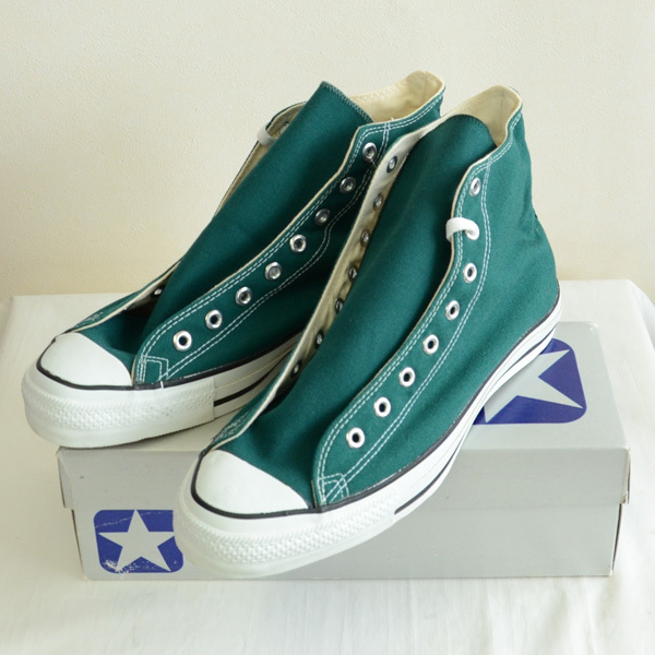 dead 80s Vintage USA made Converse all
