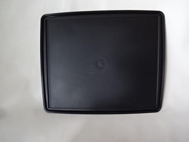 T / Tupperware タッパーウェア スーパーケース #1 ブラック 中古品_画像4