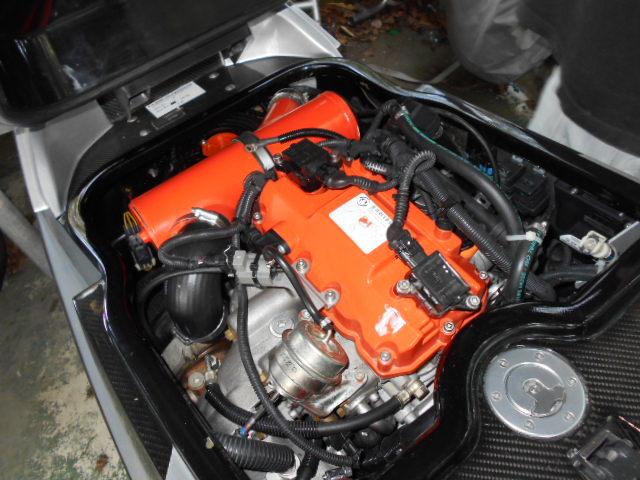 「20年 ハイドロスペース S-4 HSR ターボエンジン110馬力 ハイドロ3」の画像3