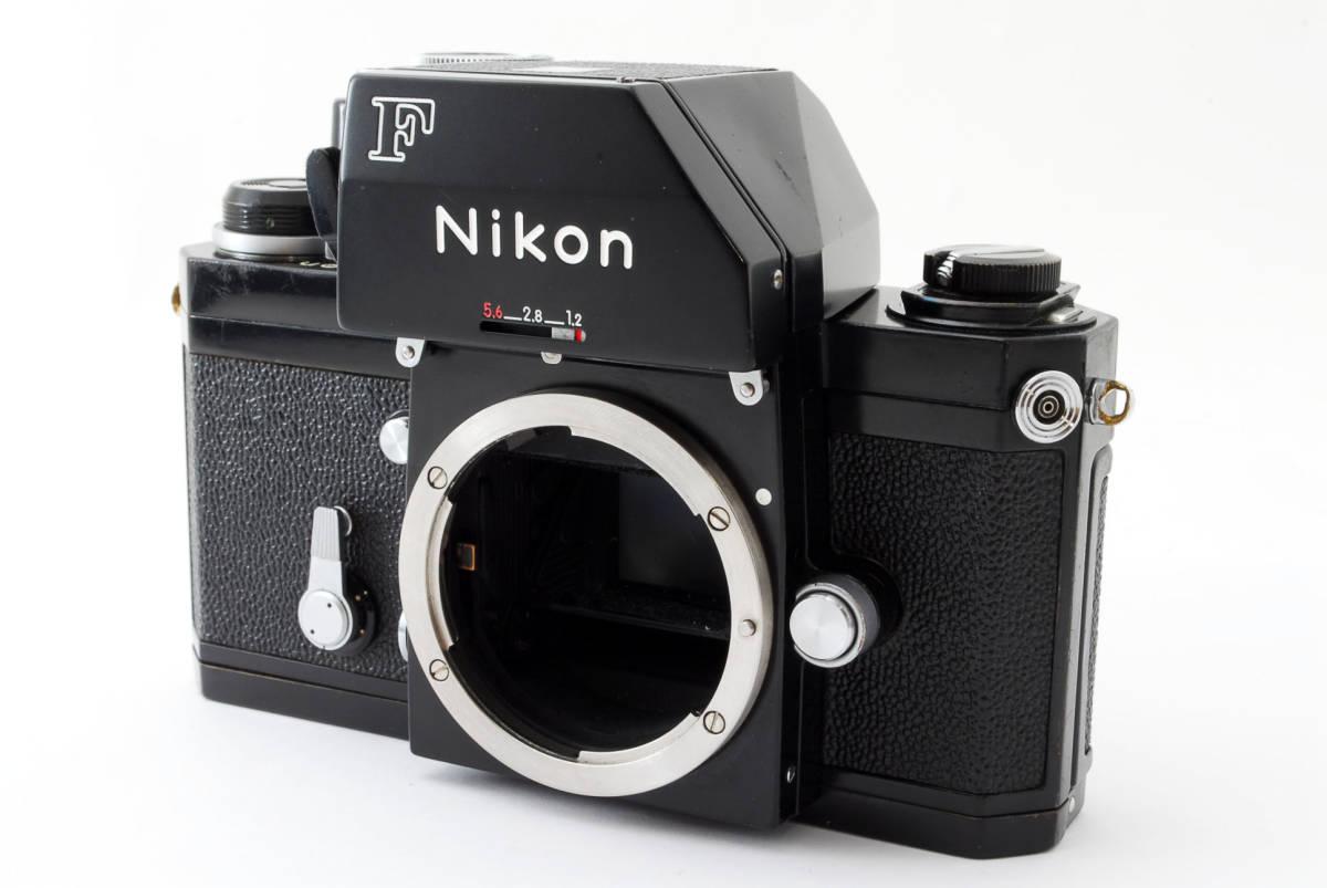 ★美品★ Nikon ニコン F フォトミック FTN ブラックボディ #323