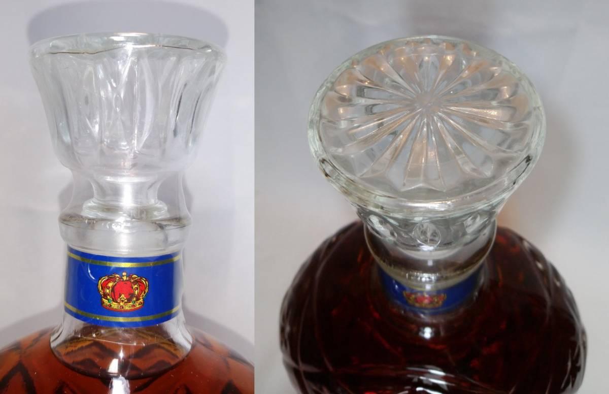 【送料無料】Crown Royal 15years old 40度 750ml【クラウンローヤル15年 クラウンロイヤル15年】_画像10
