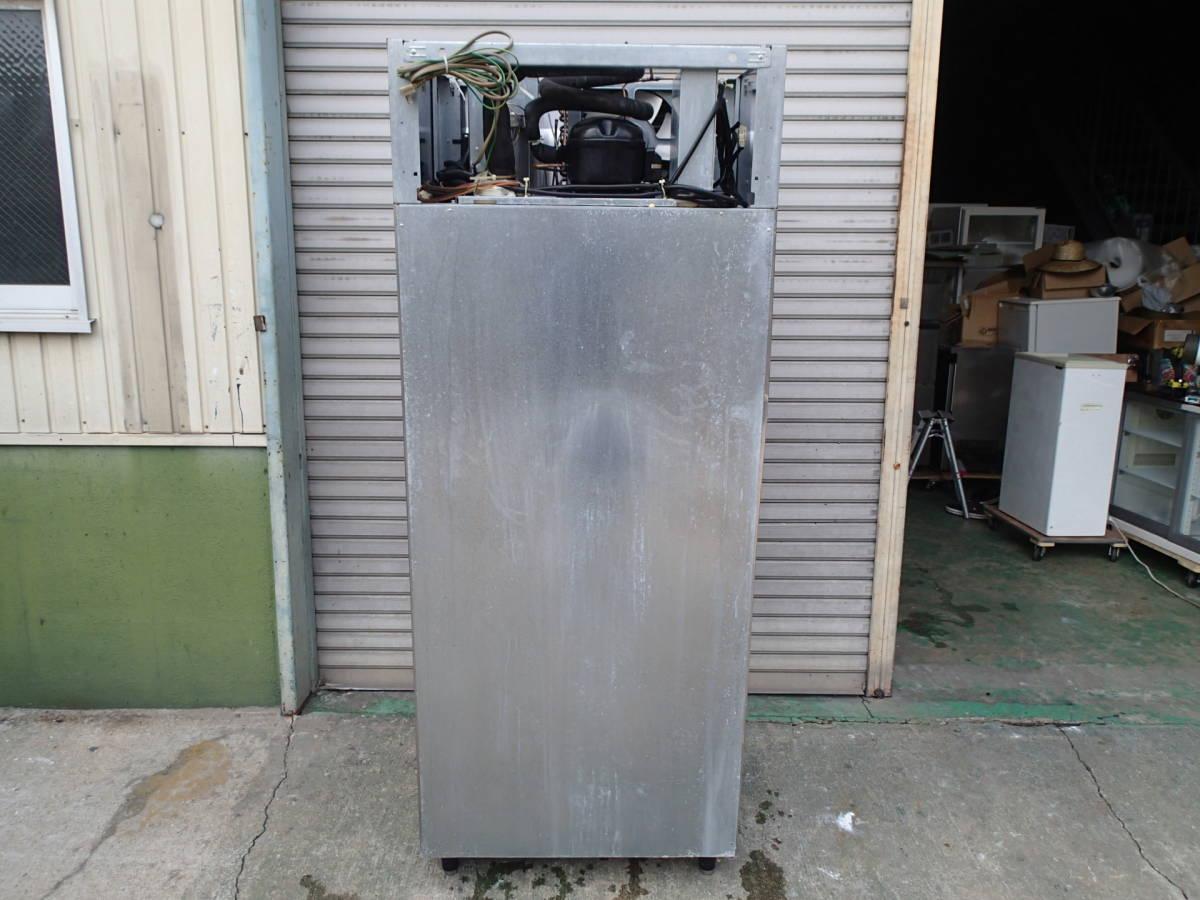 2009年製 ホシザキ 業務用 縦型 冷凍冷蔵庫 HRF-75XT 動作確認済 中古品_後側です!