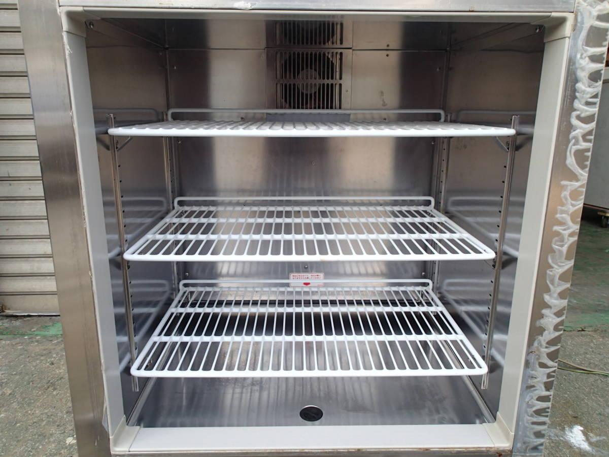 2009年製 ホシザキ 業務用 縦型 冷凍冷蔵庫 HRF-75XT 動作確認済 中古品_冷蔵庫内です!