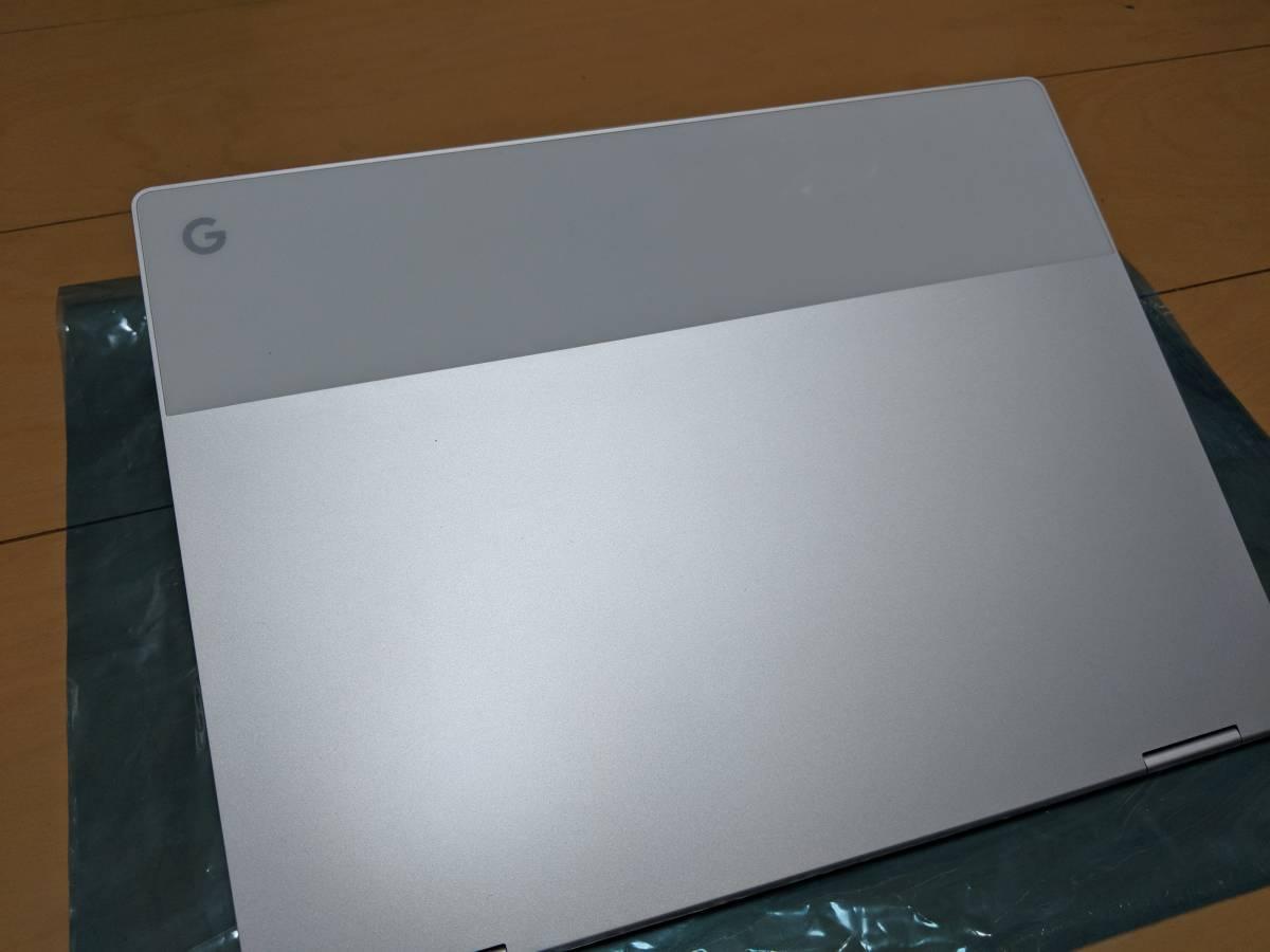 1円~ ●○新品同様● Google Pixelbook i5 8GB RAM 128GB_画像3