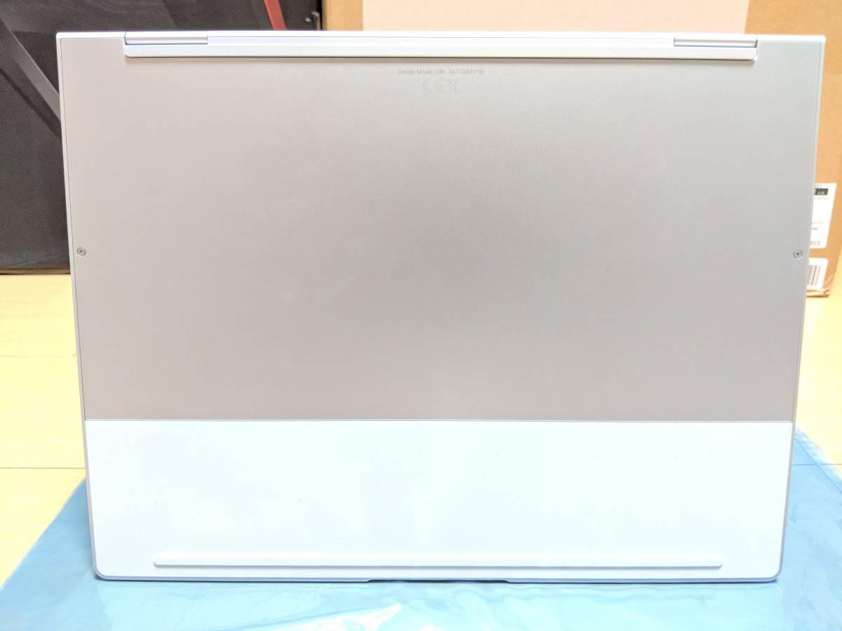1円~ ●○新品同様● Google Pixelbook i5 8GB RAM 128GB_画像5