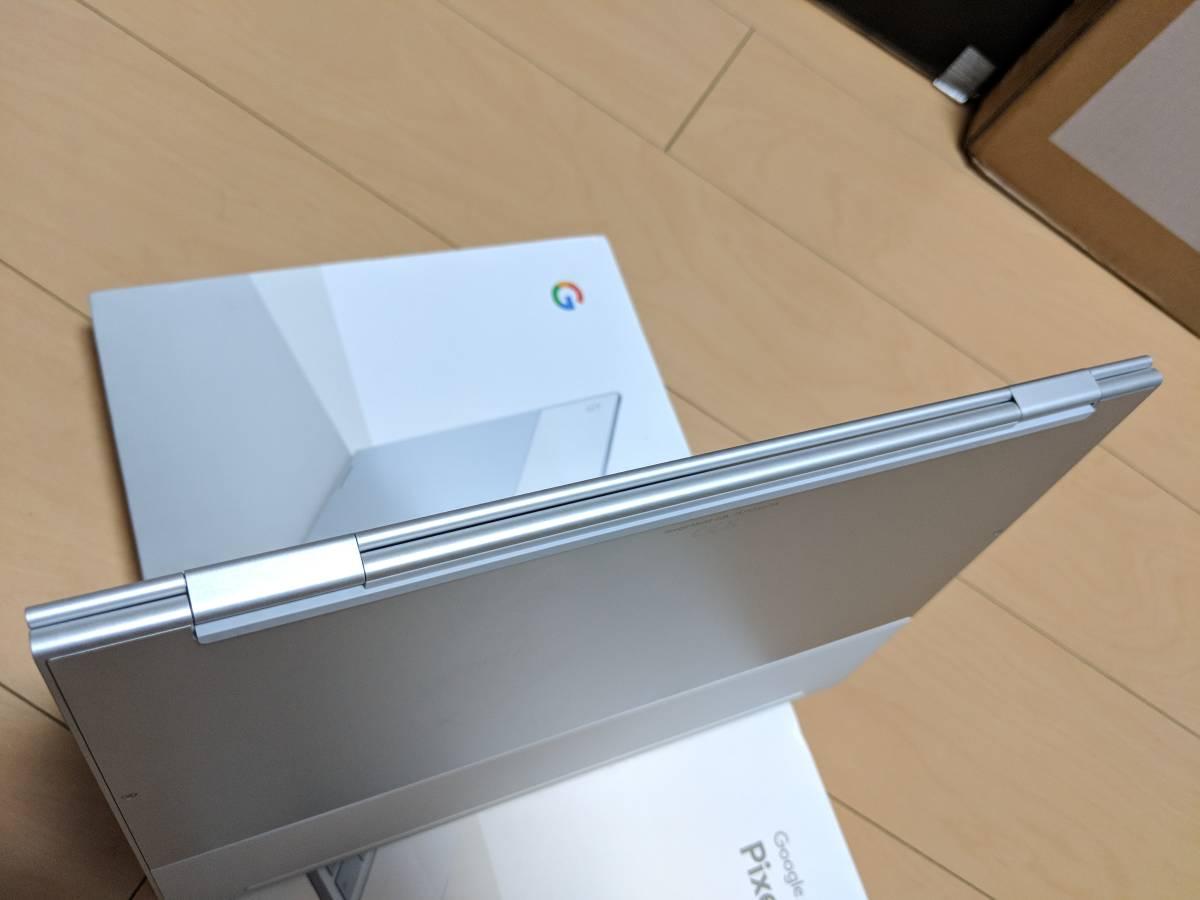 1円~ ●○新品同様● Google Pixelbook i5 8GB RAM 128GB_画像10
