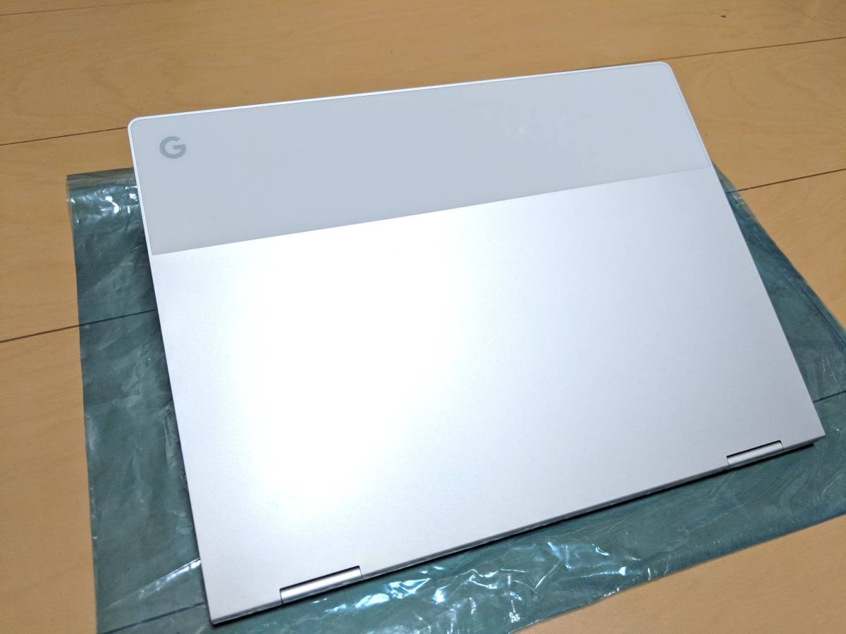 1円~ ●○新品同様● Google Pixelbook i5 8GB RAM 128GB_画像4