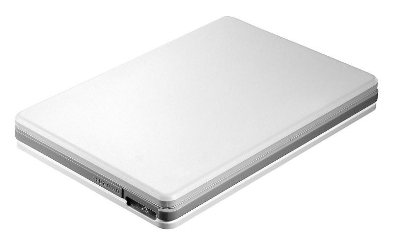 I-O DATA 超高速カクうすLite HDPF-UT1.0W USB 3.0 ポータブルハードディスクドライブ 1TB 秘密金庫HDD HIDE PRO SHS-001HIDE2 SYStechcore_商品本体のイメージ画像になります