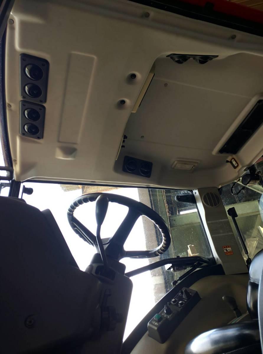 ヤンマー US-330  エコトラ エコディーゼル ACキャビン 682hrs  群馬県発_画像8