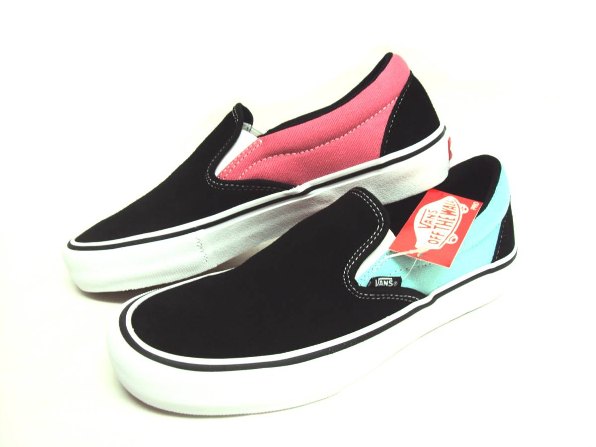 63b07b9fb new color   prompt decision VANS Vans SLIP-ON PRO slip-on shoes Pro ...