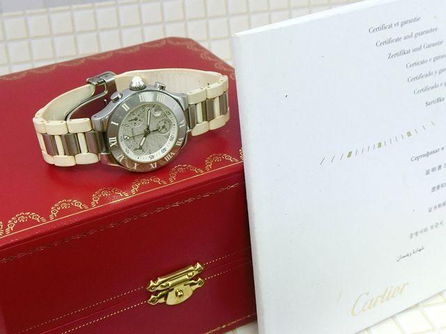 super popular a9962 f0cc4 カルティエ 時計 ベルトの値段と価格推移は? 109件の売買情報 ...