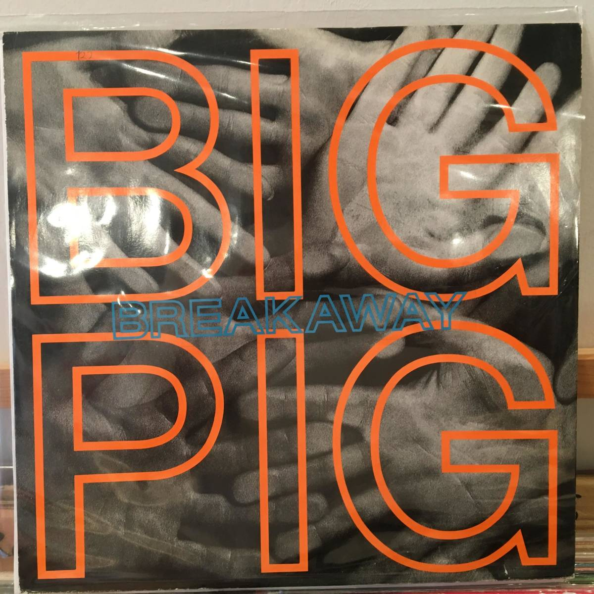 ☆Big Pig/Breakaway☆INDUSTRIAL EBM POP!_画像1