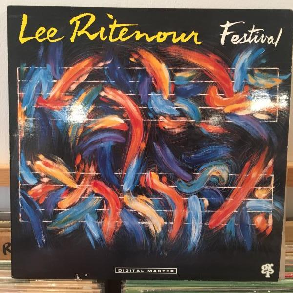 ☆Lee Ritenour/Festival☆LATIN FUSION!Caetano Veloso参加!