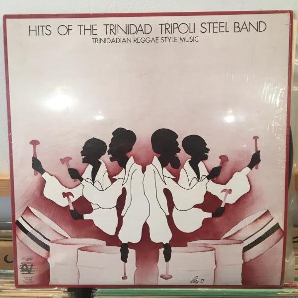 ☆Trinidad Tripoli Steel Band/Trinidadian Reggae Styel Music☆スティールパンFUNK!