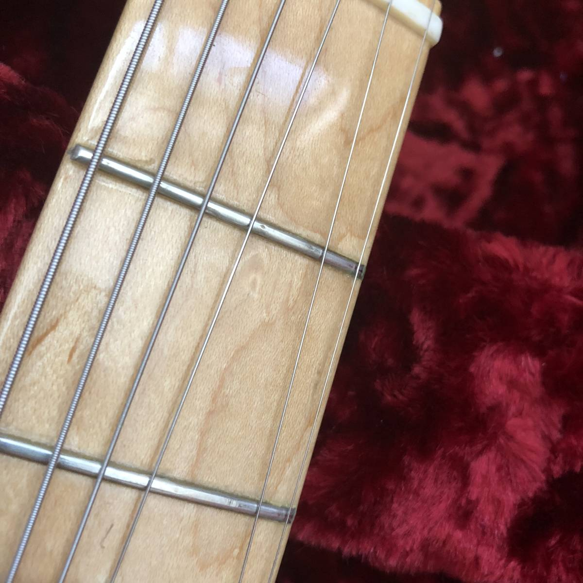 Fender USA 56 American Vintage Stratocaster White Blonde 2013年 Ash クリスマスキャスター風 クラプトン ストラト フェンダー_画像3