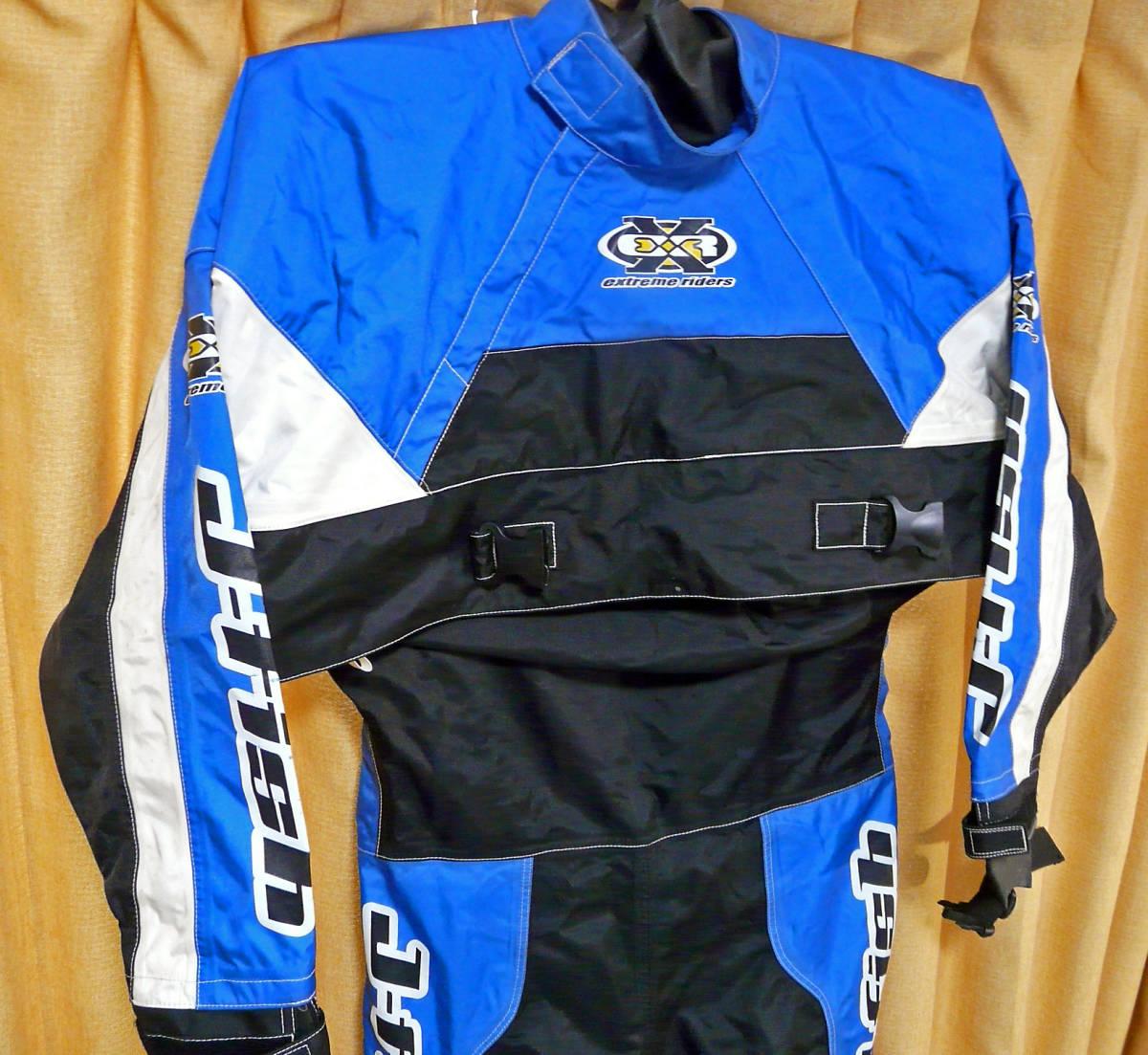 Lサイズ J-FISHジェイフィッシュ ドライスーツ extreme riders used_画像2