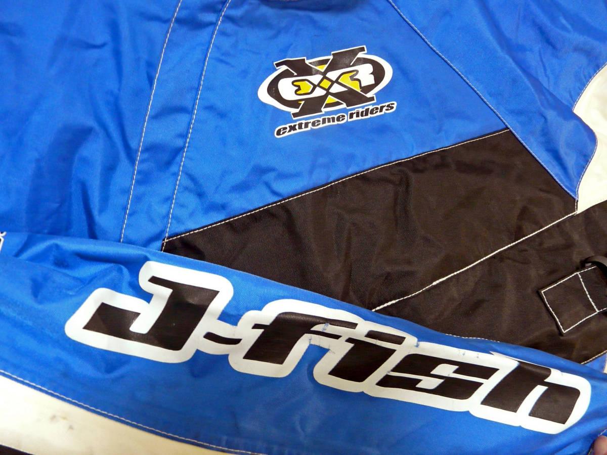 Lサイズ J-FISHジェイフィッシュ ドライスーツ extreme riders used_画像8