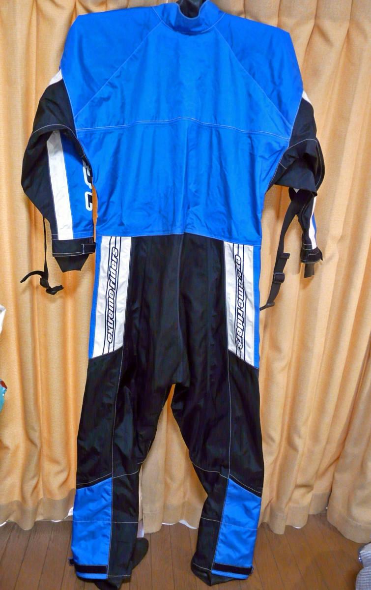 Lサイズ J-FISHジェイフィッシュ ドライスーツ extreme riders used_画像4