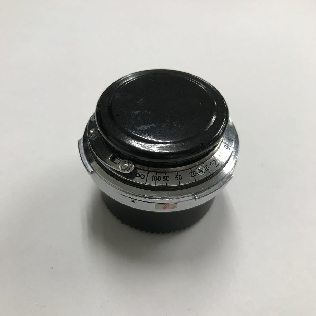 カメラ用品 カプラー? 古いロシア製 キャップ付き 詳細不明_画像2