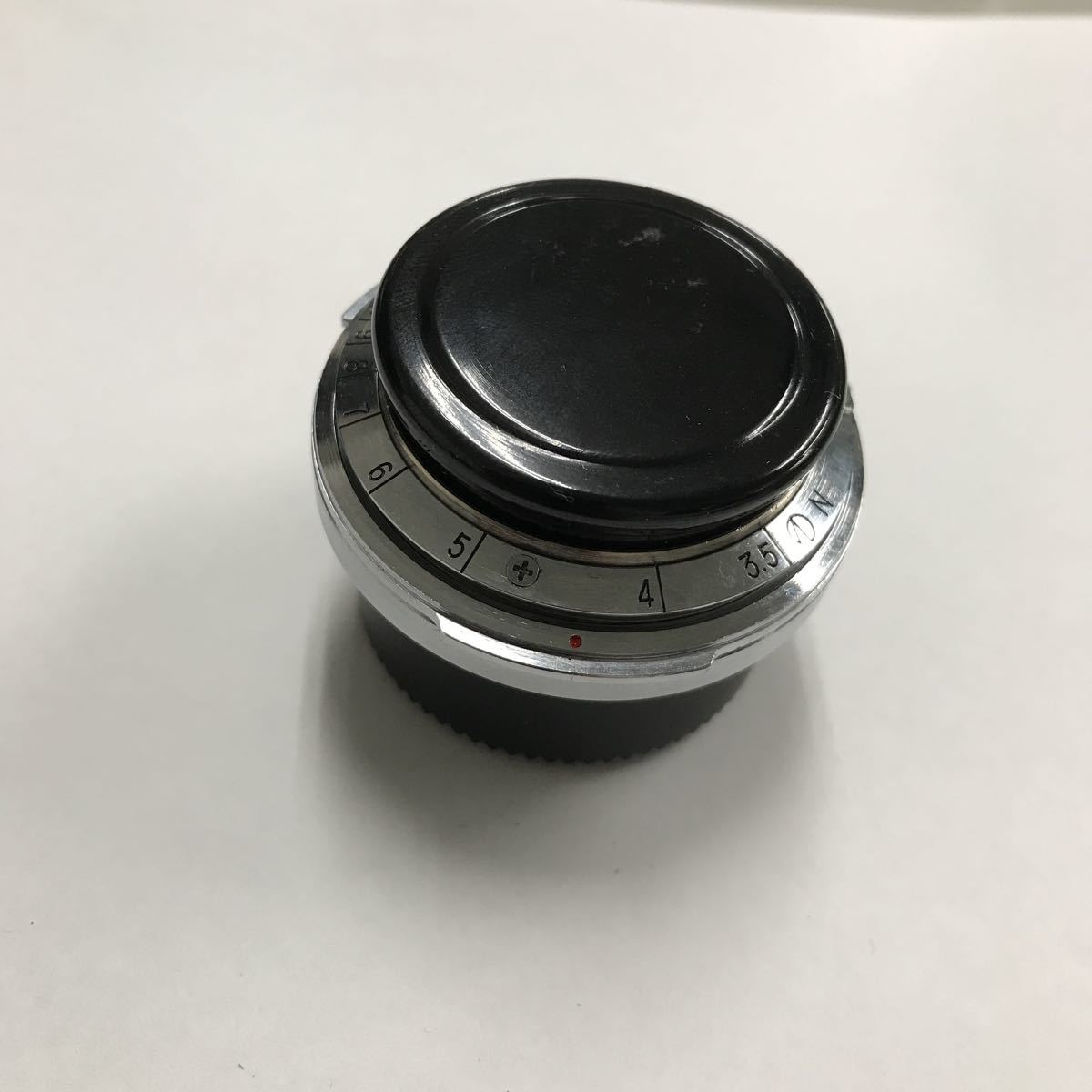 カメラ用品 カプラー? 古いロシア製 キャップ付き 詳細不明
