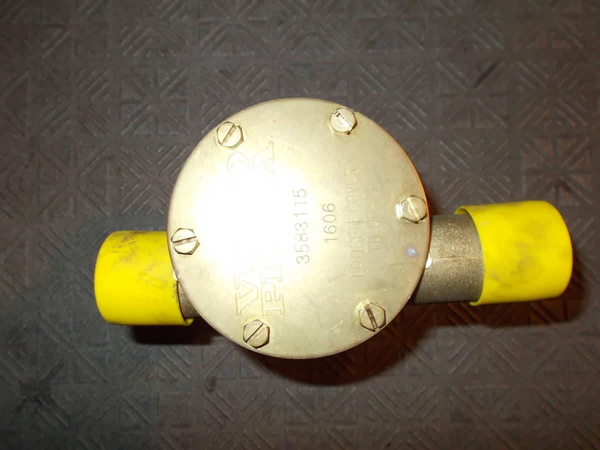 <VOLVOV・ペンタ> AD31・41 ディーゼルエンジン用 純正海水ポンプ 品番3583115 新品