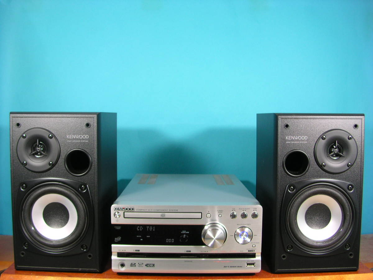 cheap ** KENWOOD CD/WSD/USB system player UD-E77WSD** beautiful ...