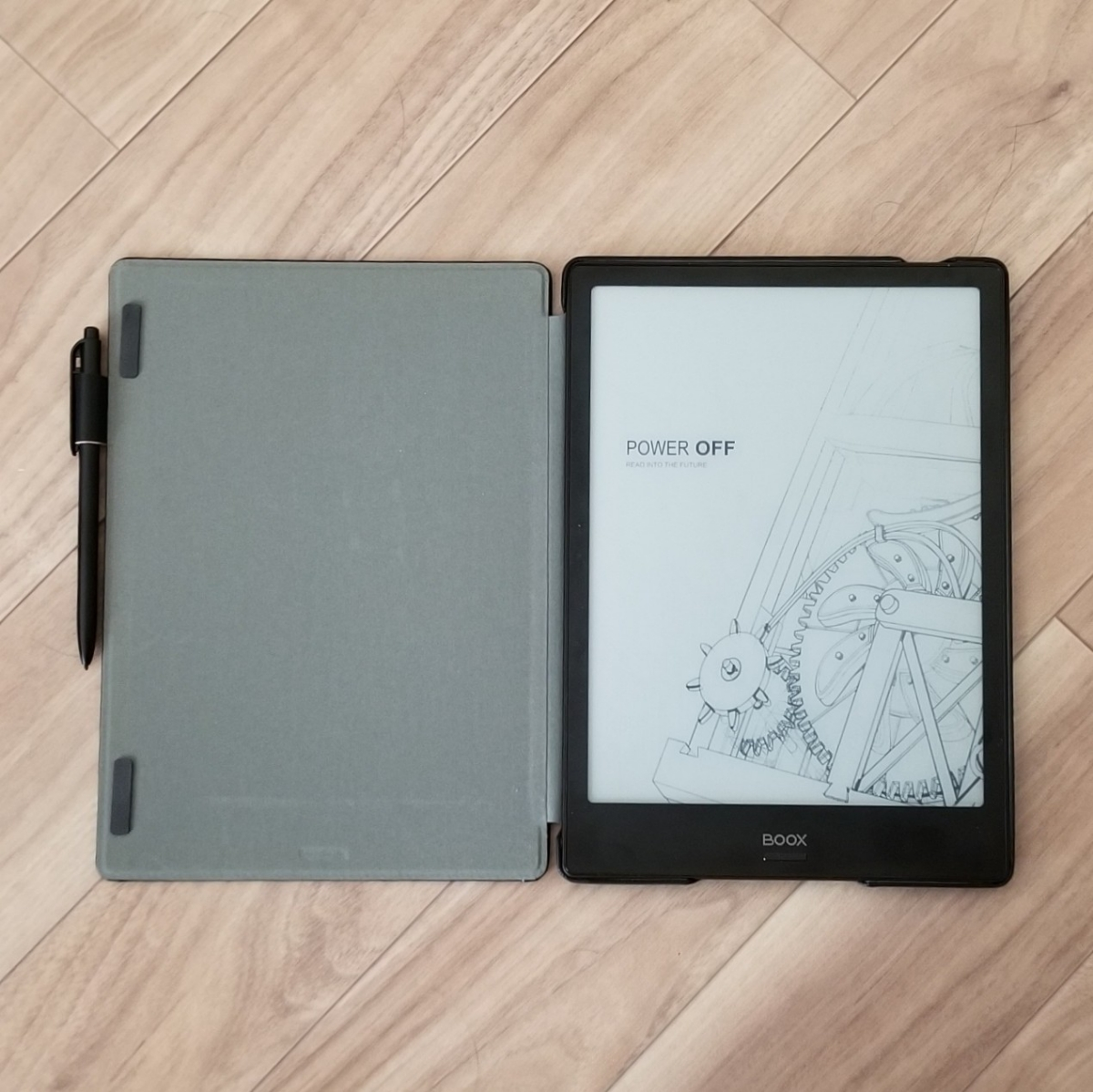 BOOX Note 電子書籍リーダー