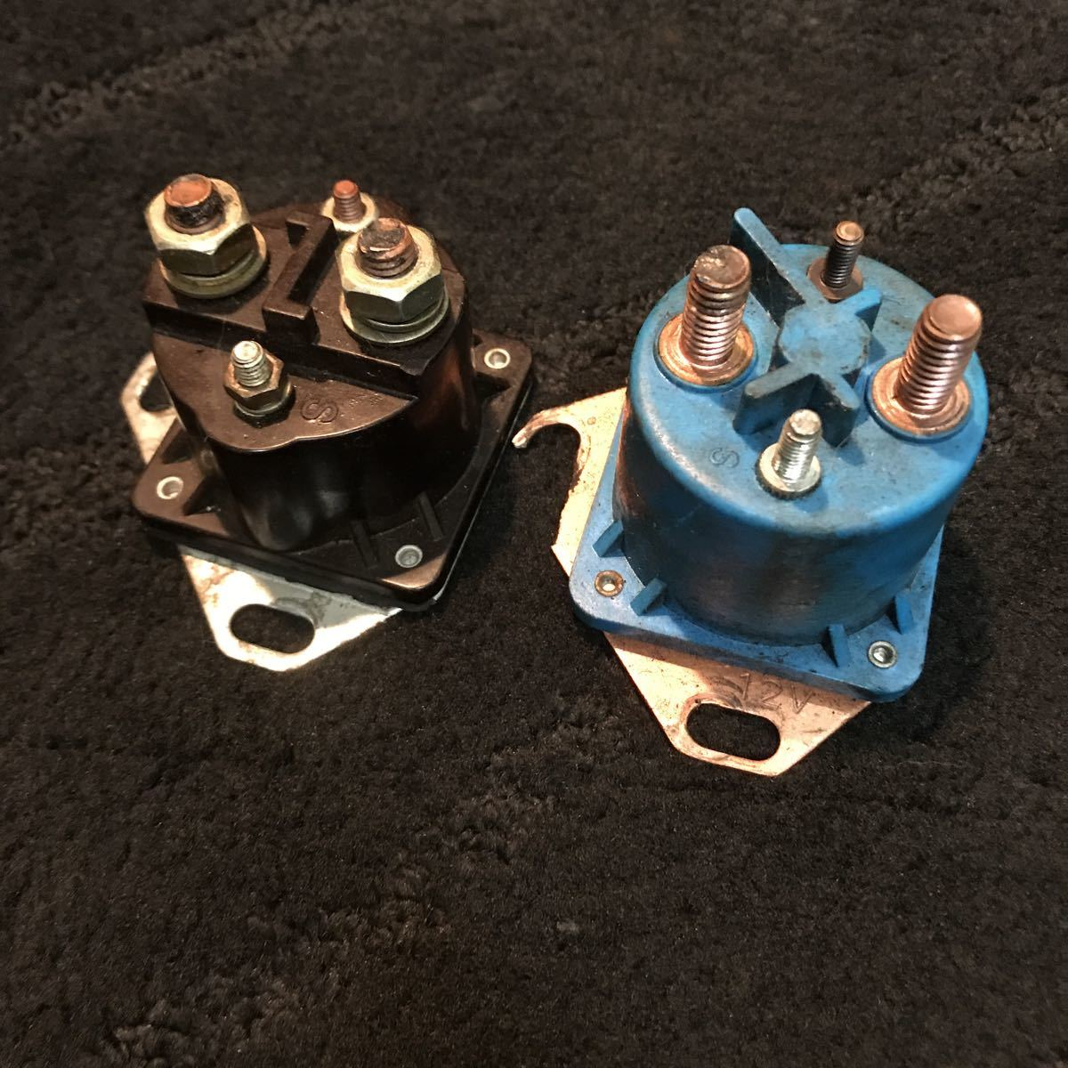 Harley starter relay used 2 piece search ) shovel : Real Yahoo
