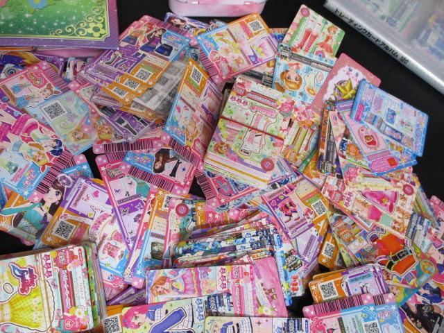 ◆アイカツ カード ファイル含め 6キロ以上◆トレカ ちゃお 劇場版 アイカツスターズ! 大量 まとめ♪r-1_画像6