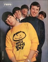 【XLサイズ 新品 黄】ミックジャガー着用 wmca Tシャツ ローリングストーンズ The Rolling Stones The Animals アニマルズ The Monkees_画像3