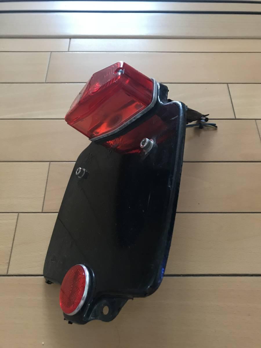 ★超希少 激レア品★ Triumph Thunderbird 用に、鉄製のテールランプ(トライアンフ サンダーバード BSA WM WELLINGTON)_画像3
