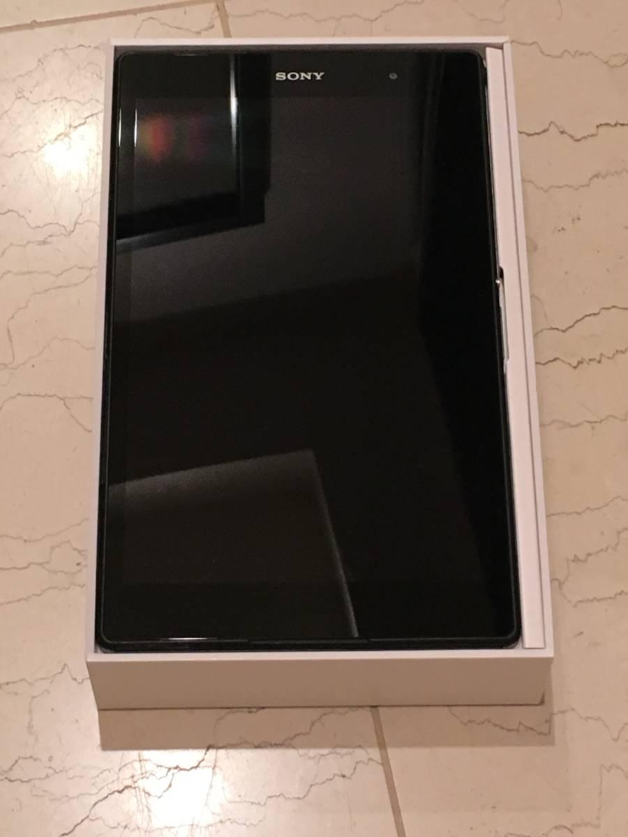 送料無料【新品】 レア ラスト出品 Sony Xperia SGP621 Tablet Black ソニー エクスペリア タブレットブラック 1円から 即決あり_画像3