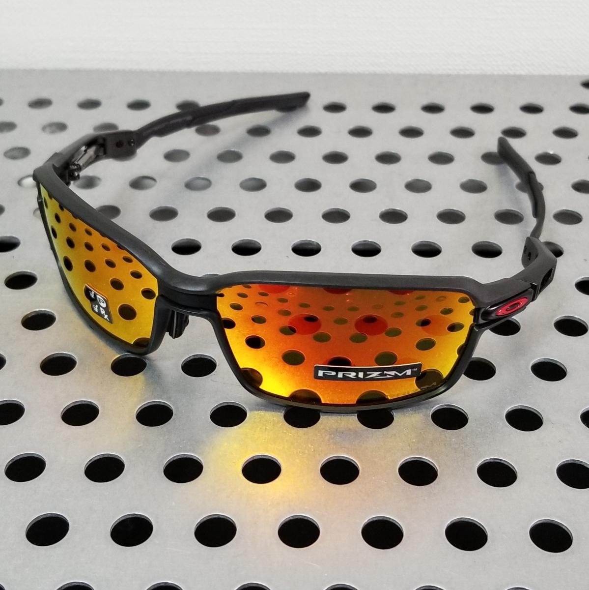 de208a41f4dd limitation OAKLEY CARBON PRIME Black  Prizm Ruby Polarized Oacley carbon  prime polarizing lens sunglasses