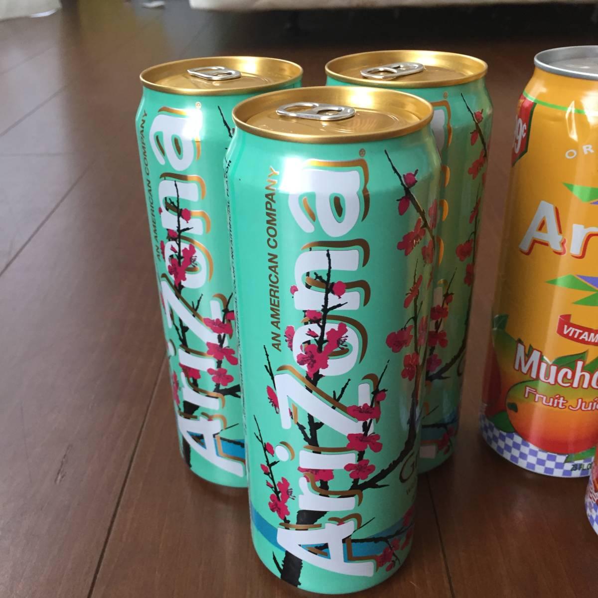 ARIZONA GREEN TEA GINSENG HONEY アリゾナ グリーン ティー ハワイ アメリカ 日本未発売 日本未入荷 海外限定 緑茶 レモンティ 680ml_画像2