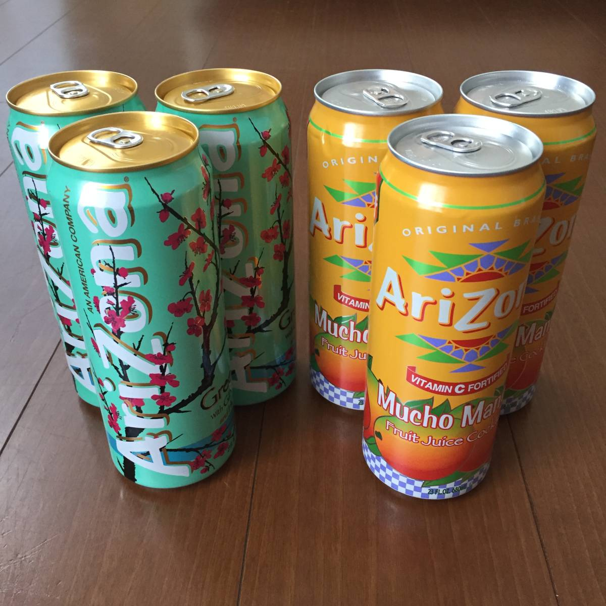 ARIZONA GREEN TEA GINSENG HONEY アリゾナ グリーン ティー ハワイ アメリカ 日本未発売 日本未入荷 海外限定 緑茶 レモンティ 680ml_画像1