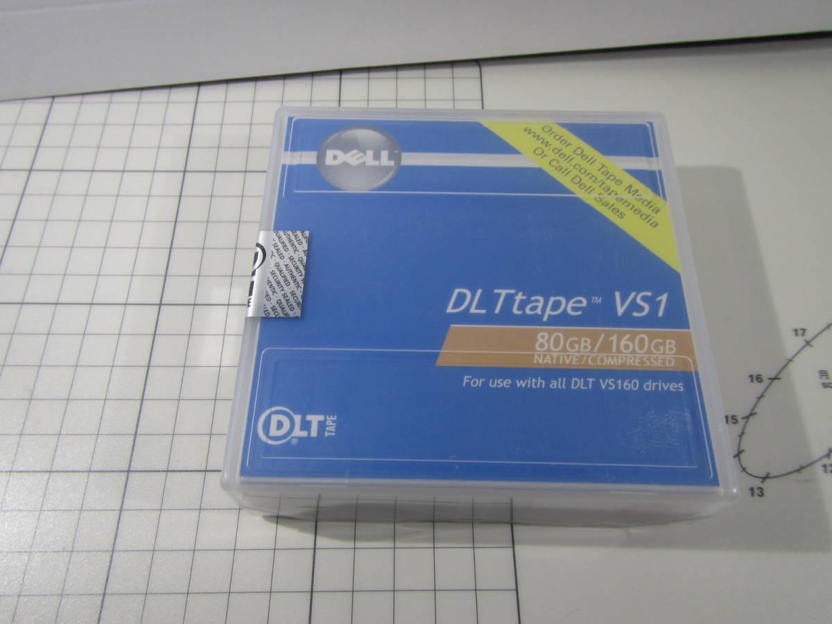 ★☆DELL DLT tape VS1 80GB/160GB 未使用品 管理番号:012☆★_画像1