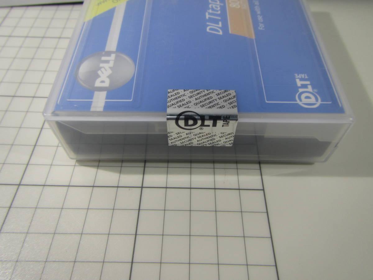 ★☆DELL DLT tape VS1 80GB/160GB 未使用品 管理番号:012☆★_画像3