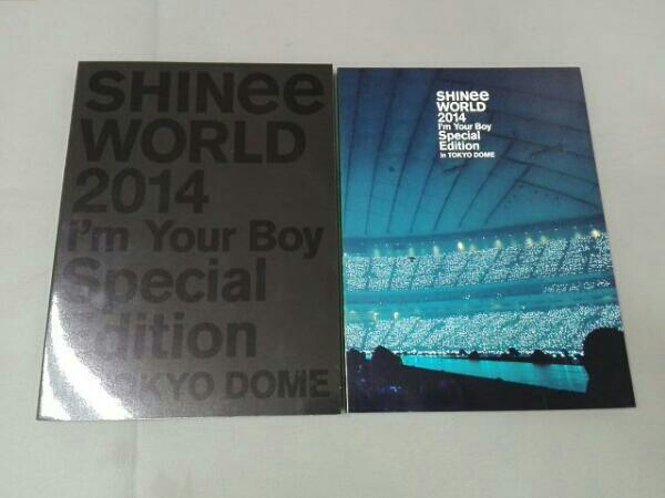 SHINee WORLD 2014~I'm Your Boy~Special Edition in TOKYO DOME(初回限定版)(Blu-ray Disc)_画像2