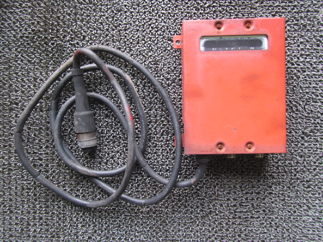 # 856-1-80-0 ★ ユニック クレーン ラジコン 受信機 RC-33R-AK_画像1