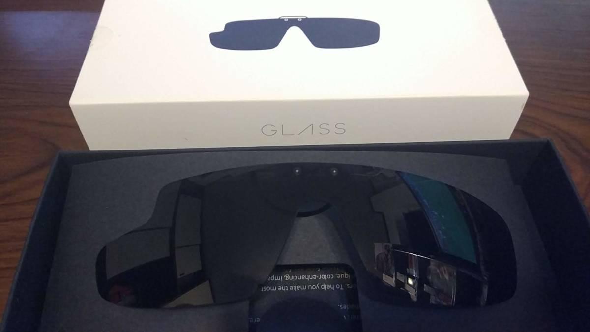 Google GLASS Exporer グレー色モデル XE-C(第二世代)_画像5