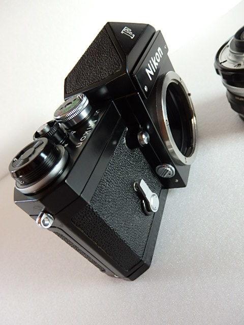ニコンF Nikon F アイレベル ブラック_画像7