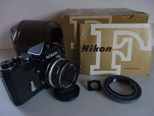 ニコンF Nikon F アイレベル ブラック