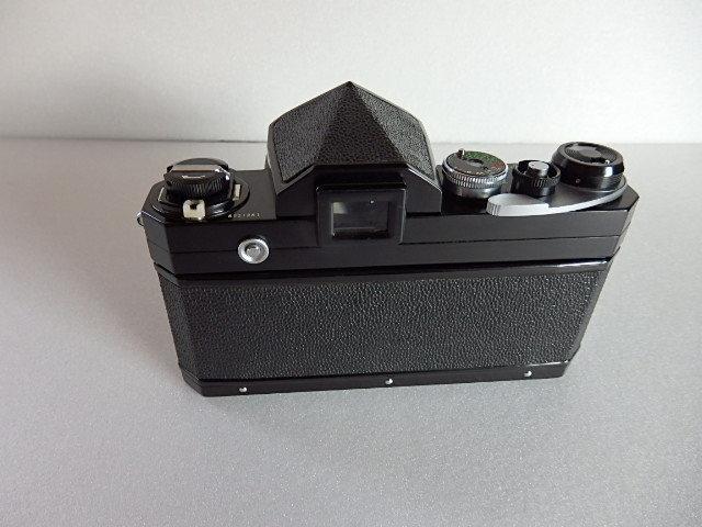 ニコンF Nikon F アイレベル ブラック_画像3