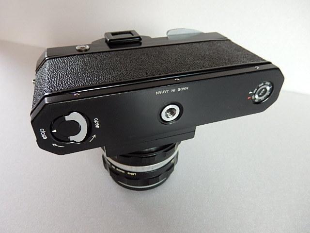 ニコンF Nikon F アイレベル ブラック_画像4