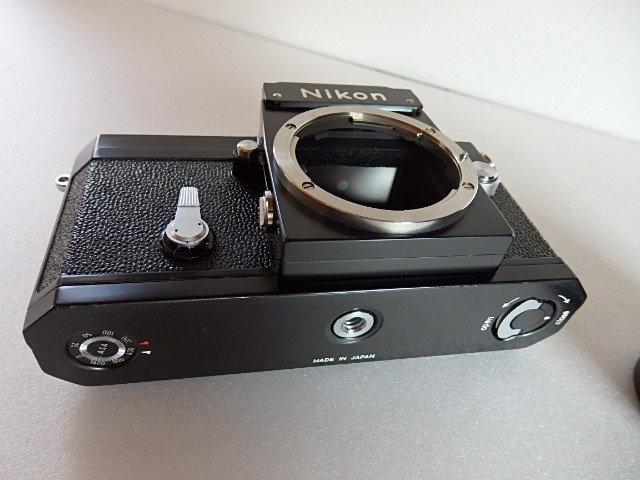 ニコンF Nikon F アイレベル ブラック_画像6