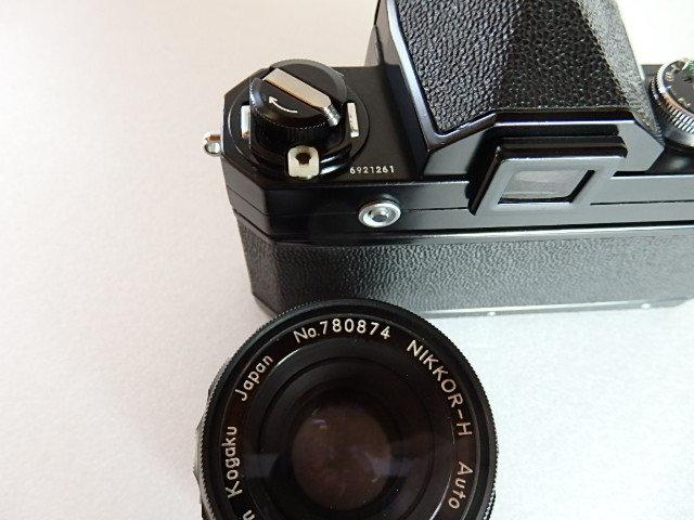 ニコンF Nikon F アイレベル ブラック_画像8