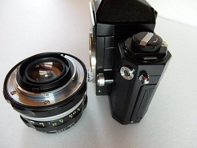 ニコンF Nikon F アイレベル ブラック_画像9