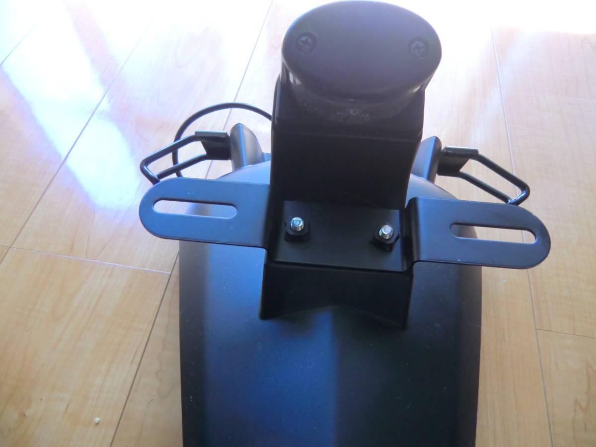【オークション本舗 】    ZX-14R リア フエンダー_画像4