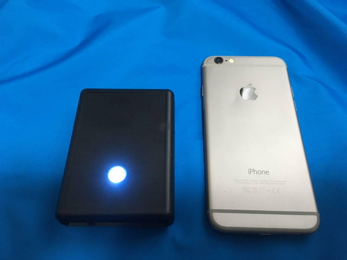 【最新IOS11.4対応】◆ポケモンGOプラス 単4電池2本仕様 自動化・バイブON/OFFスイッチ搭載■_画像3